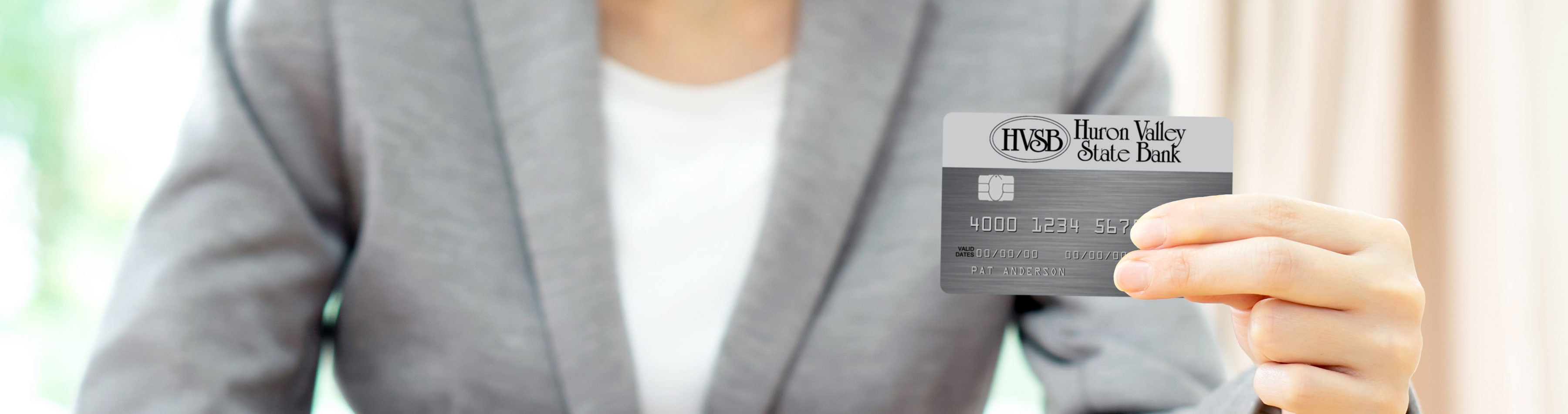 Business Commercial Credit Card